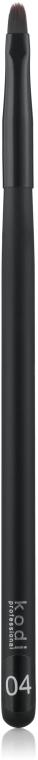 Кисть для подводки глаз №04 - Kodi Professional