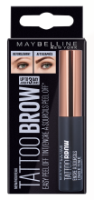 Тинт для бровей - Maybelline New York Tattoo Brow Gel-Tint  — фото N2