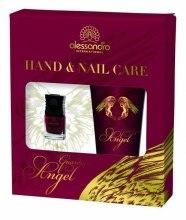 Духи, Парфюмерия, косметика Набор - Alessandro International Guardian Angel Hand & Nail Care Set (cr/100ml + nail/5ml)