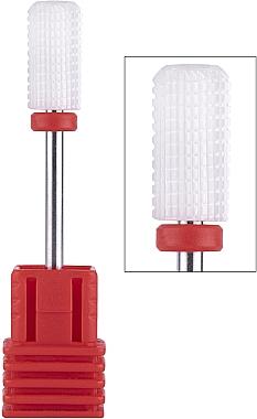 Насадка для фрезера керамическая (F) красная Large Barrell - Vizavi Professional