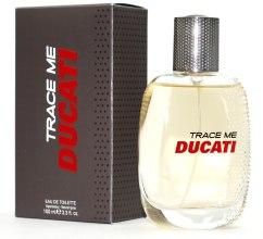 Духи, Парфюмерия, косметика Ducati Trace Me - Туалетная вода