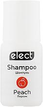 "Духи, Парфюмерия, косметика Шампунь для волос ""Персик"" - Elect Shampoo Peach (мини)"