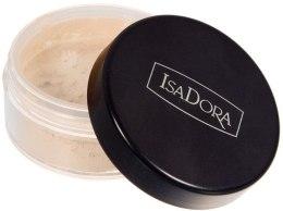 Рассыпчатая пудра - IsaDora Mineral Foundation Powder — фото N2
