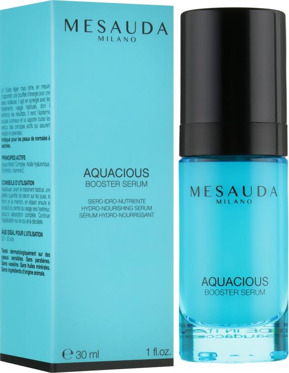 Увлажняющая сыворотка для лица - Mesauda Milano Aquacious Booster Serum