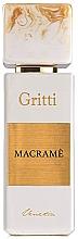 Духи, Парфюмерия, косметика Dr. Gritti Macrame - Парфюмированная вода (тестер с крышечкой)