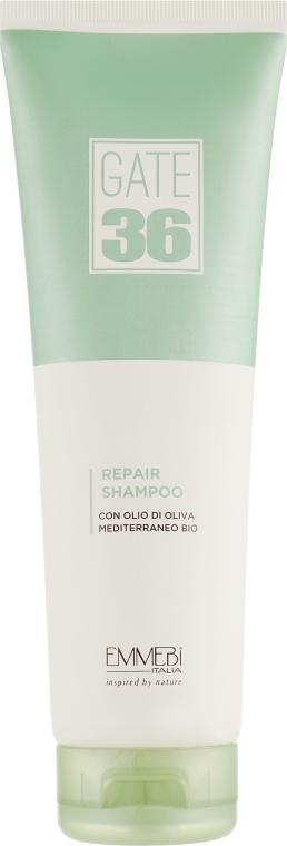 Шампунь восстанавливающий - Emmebi Italia Gate 36 Oliva Bio Repair Shampoo