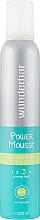 Духи, Парфюмерия, косметика Пенка для волос сверхсильной фиксации - Wunderbar Color Power Mousse