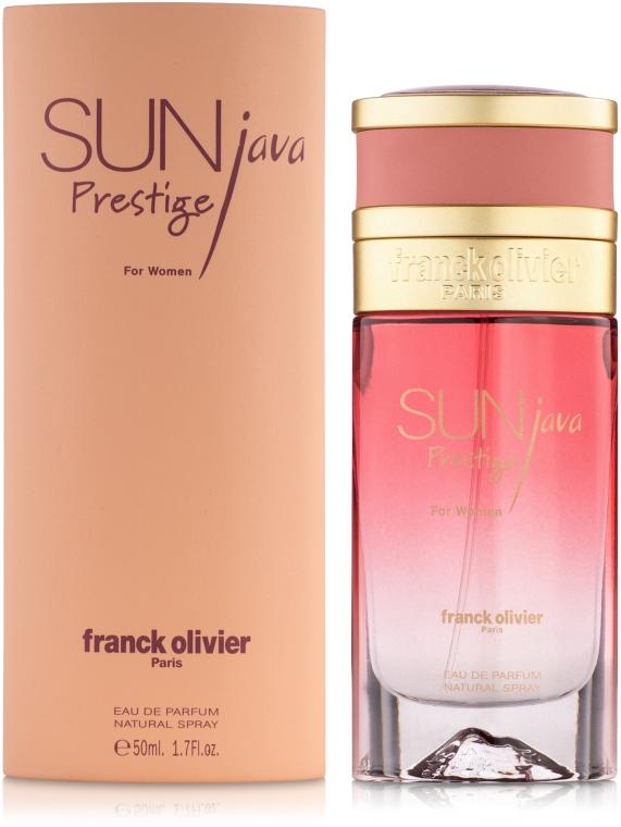 Franck Olivier Sun Java Prestige For Women - Парфюмированная вода