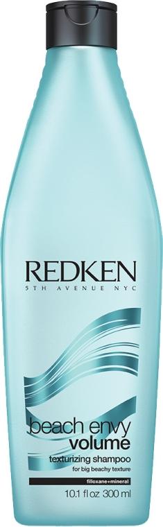 Шампунь для объема и текстуры по длине волос - Redken Beach Envy Volume Texturizing Shampoo