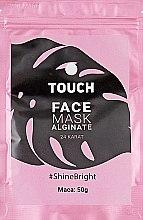 "Духи, Парфюмерия, косметика Альгинатная маска ""24 Карат"" - Touch Face Mask Alginate"