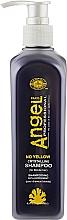 Духи, Парфюмерия, косметика Шампунь для нейтрализации желтого пигмента - Angel Professional Paris No Yellow Crystalline Shampoo