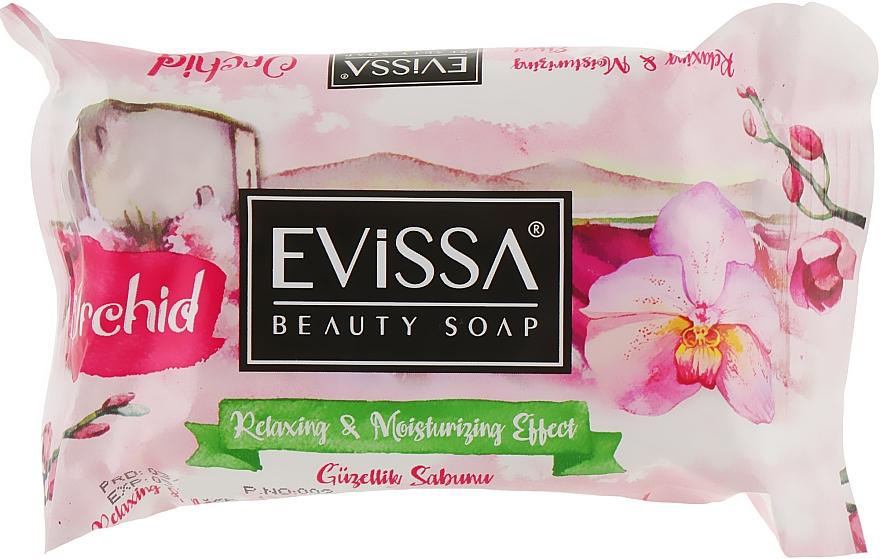 """Туалетное мыло """"Орхидея"""" - Evissa Beauty"""