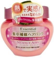 Духи, Парфюмерия, косметика Маска легкая - Kao Essential Damage Care Nuance Airy Mask Hair