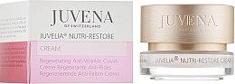 Парфумерія, косметика Живильний омолоджувальний крем для сухої, зневодненої шкіри - Juvena Juvelia Nutri-Restore Cream