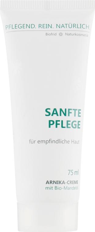 Увлажняющий крем для чувствительной и подростковой кожи лица с Арникой - Biofrid Arnica Face Cream