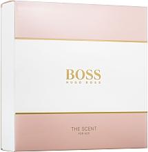 Духи, Парфюмерия, косметика Hugo Boss The Scent For Her - Набор (edp/100ml + b/lot/200ml)