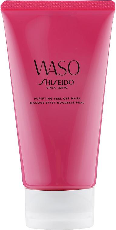 Маска-пленка для лица - Shiseido Waso Purifying Peel Off Mask