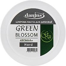 """Духи, Парфюмерия, косметика Парфюмированная сахарная паста для депиляции """"Зеленый свет"""", твердая - Danins Green Blossom Sugar Paste Hard"""