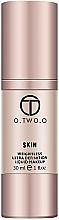 Духи, Парфюмерия, косметика Жидкая основа для лица - O.TWO.O Weightless Ultra Definition Liqiud Makeup