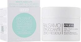 Духи, Парфюмерия, косметика Бальзам для снятия макияжа с комбинированной кожи - Pupa Zero Residue Make-Up Removing Balm