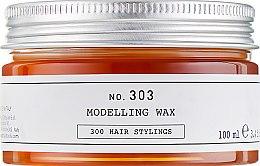 Духи, Парфюмерия, косметика Моделирующий воск для волос - Depot Hair Styling 303 Modelling Wax