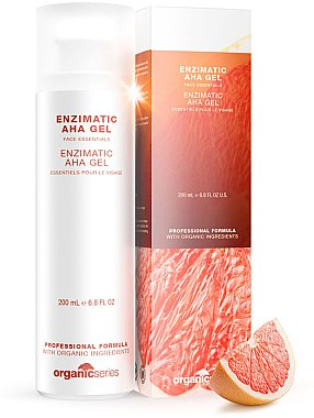 Энзимный гель с АНА кислотами - Organic Series Enzimatic AHA Gel