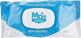 Духи, Парфюмерия, косметика НОР-Експрес салфетки дезинфицирующие - MDM