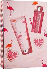 Духи, Парфюмерия, косметика Набор - Grace Cole The Luxury Bathing Orange Blossom & Neroli (sh/gel/100ml + b/cr/150ml + bomb/2x25g)