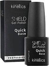 Духи, Парфюмерия, косметика Быстрое базовое покрытие для гель-лака - Kinetics Shield Gel Polish Quick Base