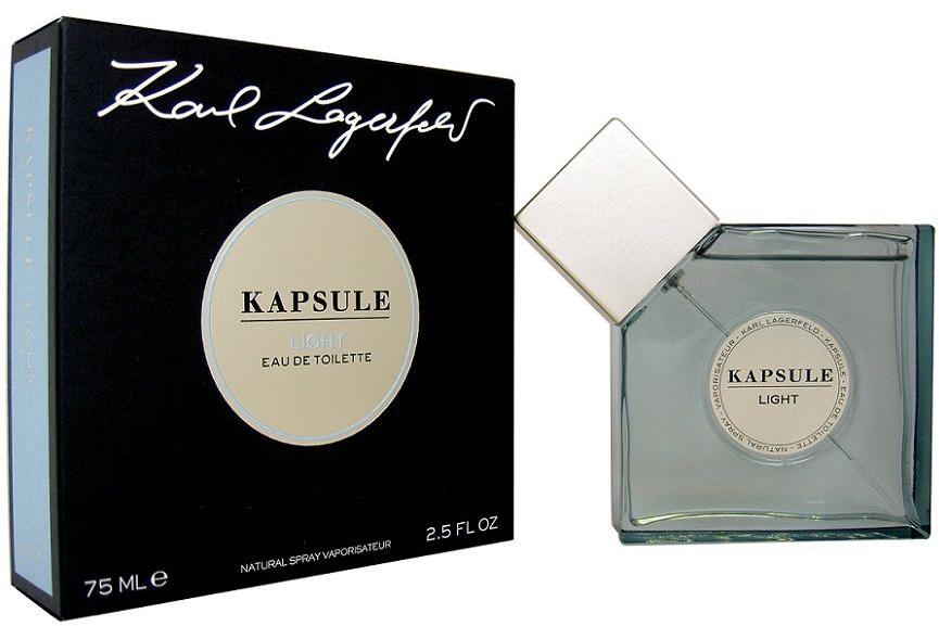 Karl Lagerfeld Kapsule Light - Туалетная вода