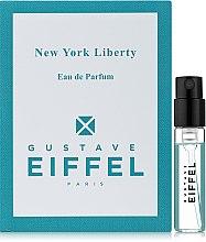 Духи, Парфюмерия, косметика Gustave Eiffel New York Liberty - Парфюмированная вода (пробник)