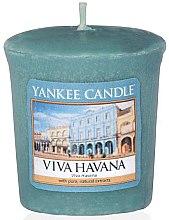Духи, Парфюмерия, косметика Ароматическая свеча - Yankee Candle Viva Havana