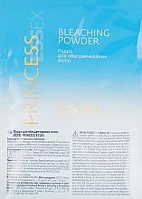 Парфумерія, косметика Пудра для знебарвлення волосся - Estel Professional Essex Princess Bleaching Powder 750