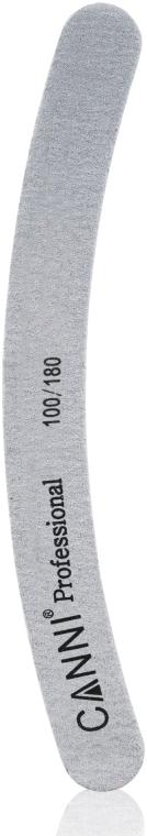 "Пилка для ногтей ""Бумеранг"", 100/180 - Canni"