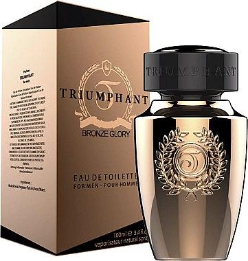 Nu Parfums Triumphant Bronze Glory - Туалетная вода