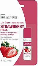 "Духи, Парфюмерия, косметика Бальзам для губ ""Клубника"" - IDC Institute Lip Balm Strawberry"