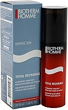 Духи, Парфюмерия, косметика Гель для лица - Biotherm Homme Biotherm Total Recharge Care