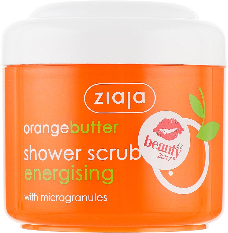 """Пилинг для тела с микрогранулами """"Апельсиновый"""" - Ziaja Body Peeling"""