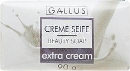 "Духи, Парфюмерия, косметика Косметическое мыло ""Extra Cream"" - Gallus Beauty Soap"