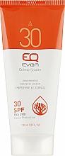 Духи, Парфюмерия, косметика Крем для тела солнцезащитный SPF 30 - EQ Sunscreen SPF30