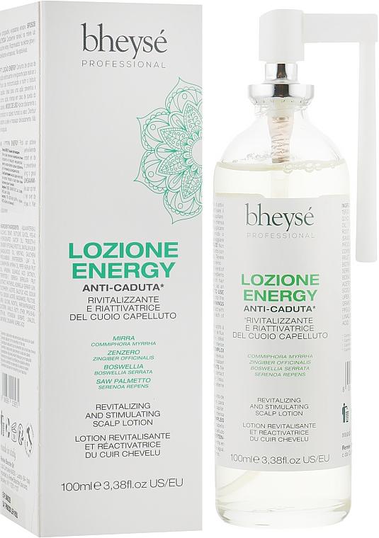 Лосьон от выпадения волос - Renee Blanche Bheyse Lozione Energy