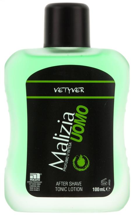 Mirato Malizia Uomo Vetiver - Лосьон после бритья