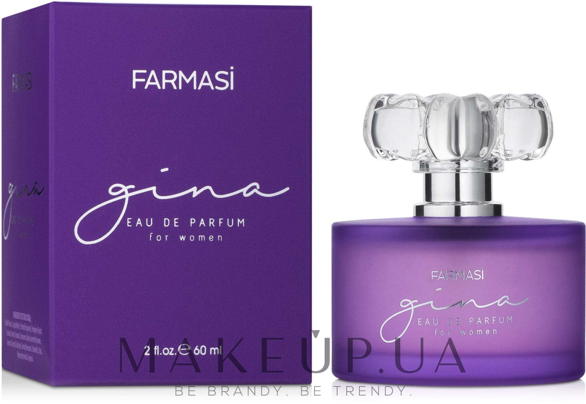 Farmasi Gina - Парфюмированная вода — фото 50ml