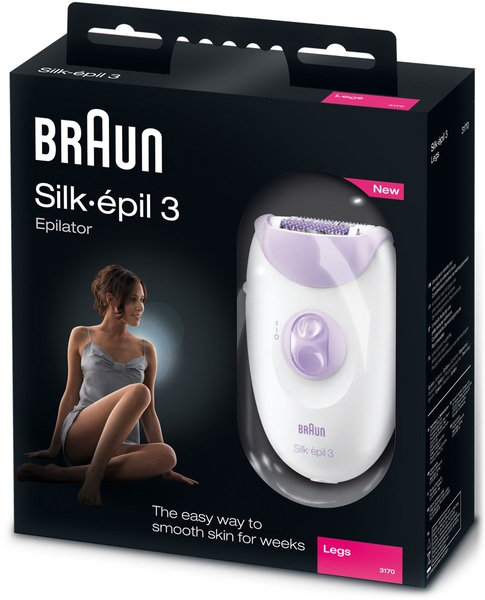 Эпилятор - Braun SE 3170