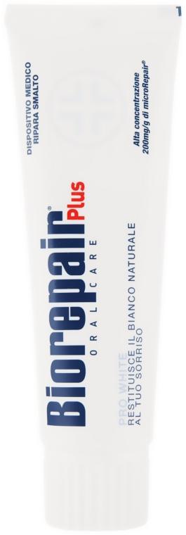 Профессиональная зубная паста - Biorepair Plus Pro White