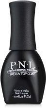 Духи, Парфюмерия, косметика Гелевое покрытие без сушки в UV-лампе №408 - PNL Professional Pro-UV Top Coat