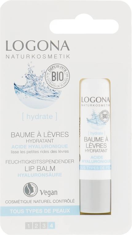 БИО-бальзам для губ увлажняющий - Logona Lip Balm