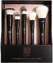 Духи, Парфюмерия, косметика Набор кистей для макияжа - Sosu by SJ Premium Makeup Brushes