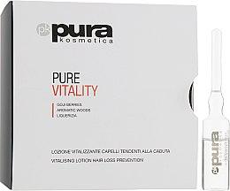 Духи, Парфюмерия, косметика Лосьон против выпадения волос - Pura Kosmetica Pure Vitality Lotion
