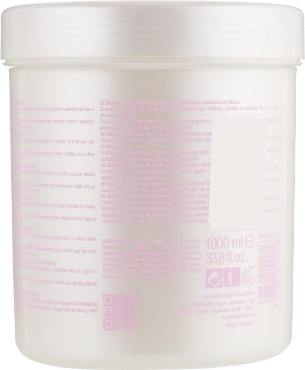 Маска для сохранения цвета волос - Young Y-Degend Post Color Anti-Fade Quinoa & UV Filter Hair Mask — фото N4